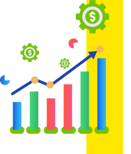 Expand your reach with digital marketing. Easy analytics to keep track of your progress and generate more leads