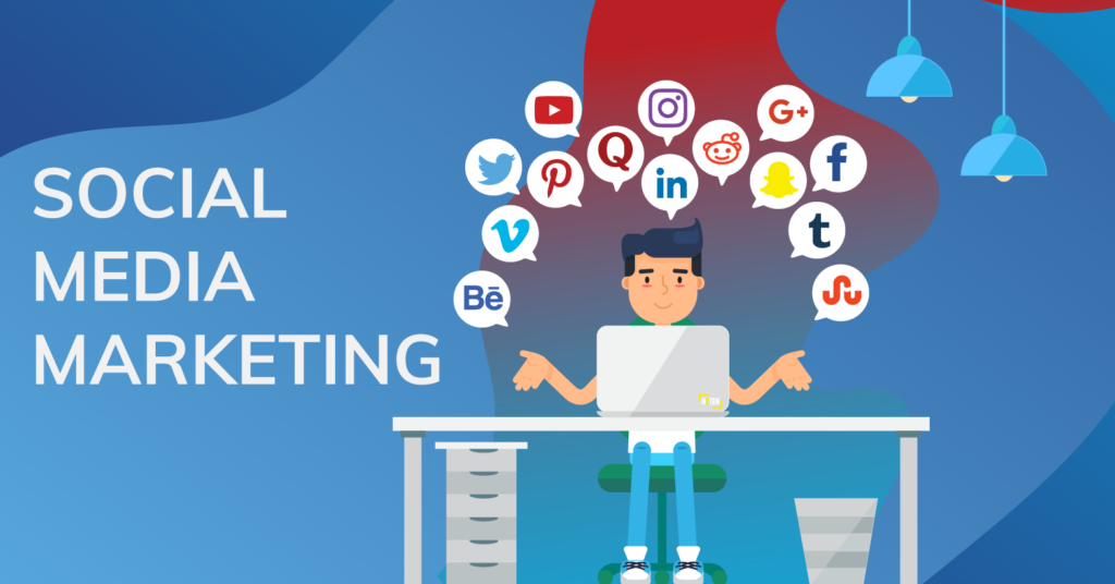 effective ways to use social media to market a small business